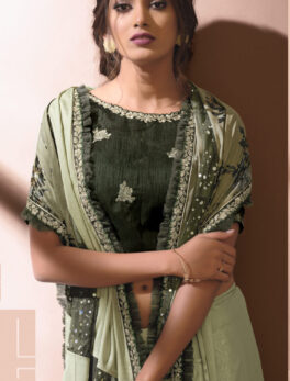Party Wear Latest Soft Silk Saree Online