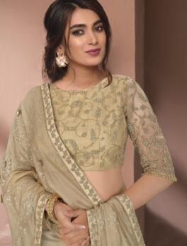 Fancy Saree Latest for Wedding